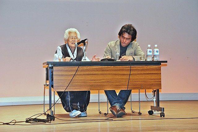 日本軍「慰安婦」問題を考えるつどい エルプラザ編 2008年5月14日�