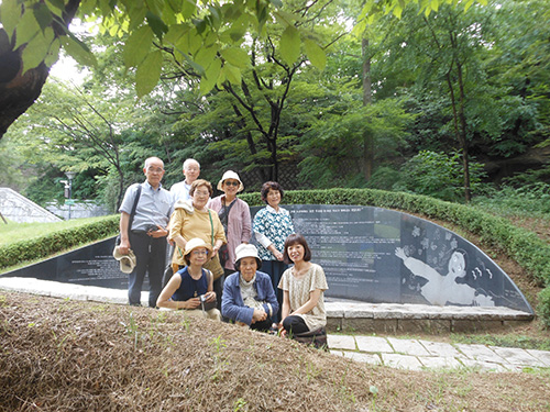 韓国平和と交流の旅 2018�