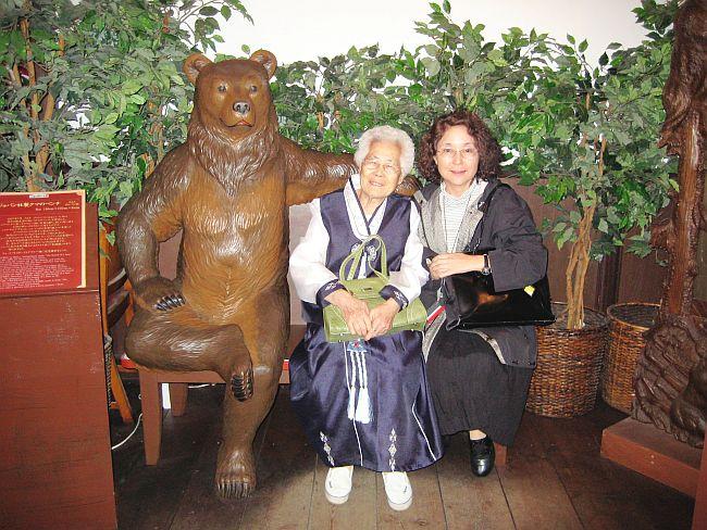 日本軍「慰安婦」問題を考えるつどい ハルモニ編 2008年5月12日〜15日�
