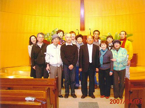 韓国歴史と平和の旅 2007年4月2日〜5日 その1