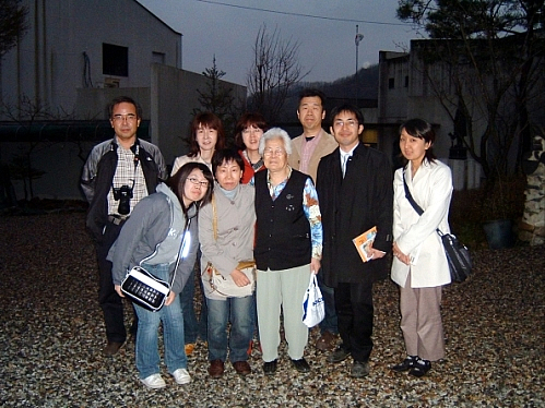 チャングムから学ぶ韓国と日本の歴史ツアー 2007年4月19日〜22日 〜その7