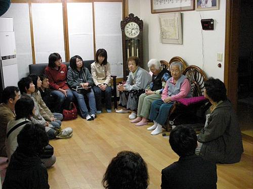 チャングムから学ぶ韓国と日本の歴史ツアー 2007年4月19日〜22日 〜その6
