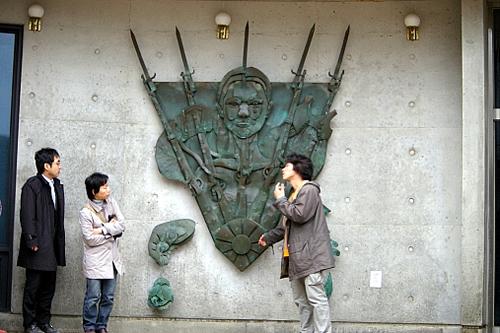 チャングムから学ぶ韓国と日本の歴史ツアー 2007年4月19日〜22日 〜その5