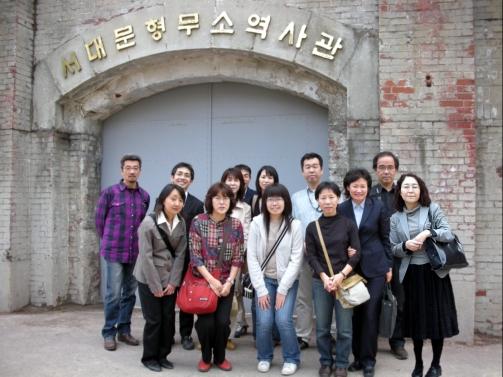 チャングムから学ぶ韓国と日本の歴史ツアー 2007年4月19日〜22日 〜その4