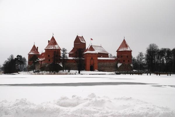 2010年ヨーロッパ平和の旅(リトアニア・ポーランド)2010年1月8日〜17日 �