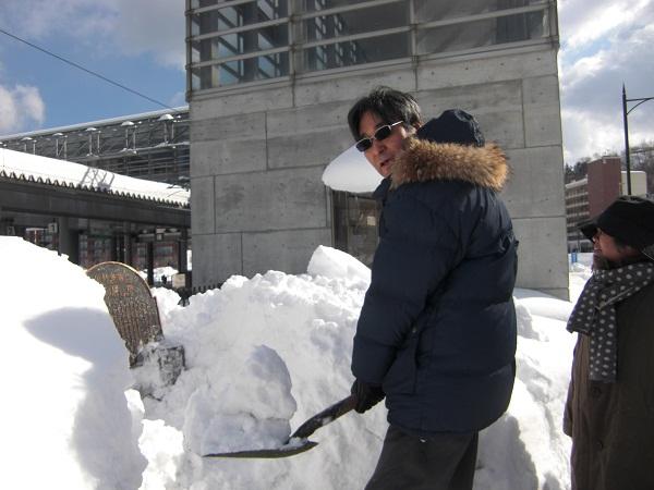小林多喜二国際シンポジウム 参加ツアー 2012年2月20日〜21日