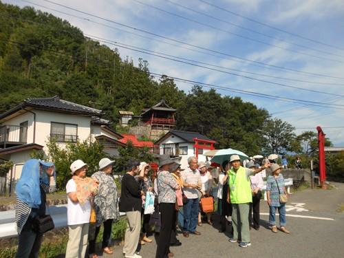 長野 平和・文化の旅 2012年9月8〜10日 �