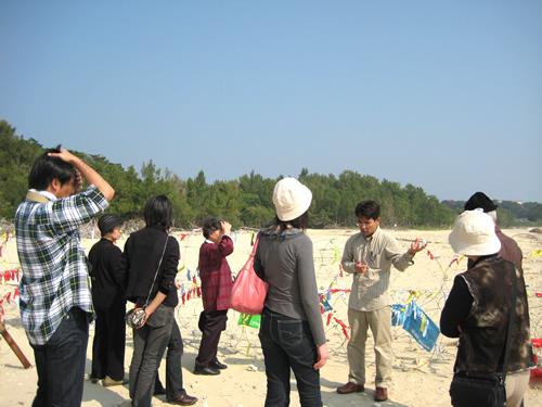 第20回沖縄平和を考えるツアー 2008年1月6日〜9日 その11