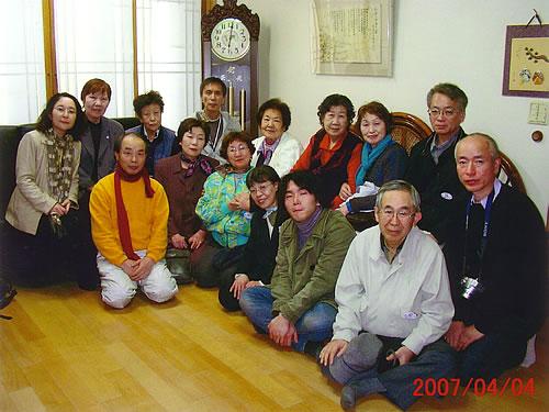 韓国歴史と平和の旅 2007年4月2日〜5日 その4