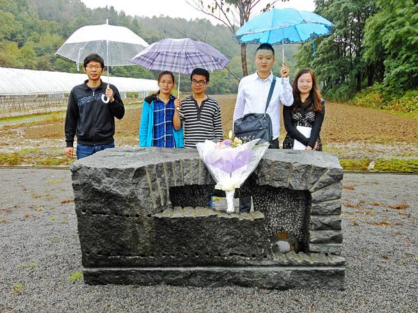劉連仁生誕100年記念 当別ツアー�