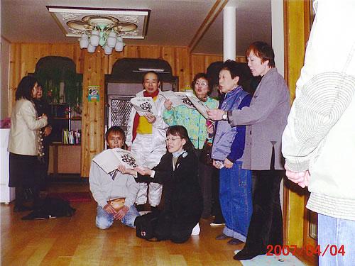韓国歴史と平和の旅 2007年4月2日〜5日 その3