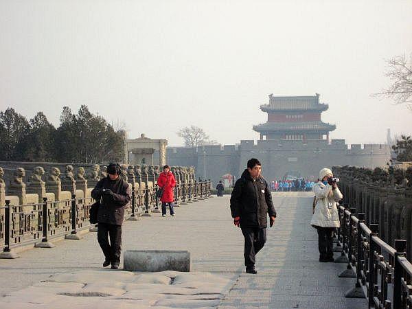 第6回中国歴史と文化の旅 2008年1月12日〜16日<6>