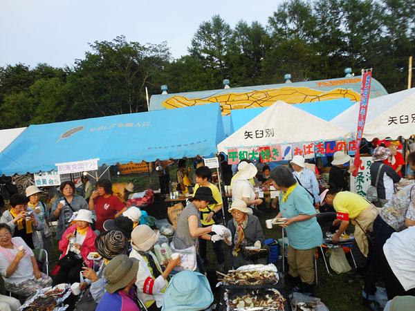 矢臼別平和盆おどりツアー 2014�