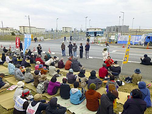 沖縄平和を考えるツアー2015�