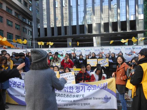 韓国平和と交流の旅 2016�