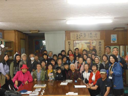 沖縄平和を考えるツアー2017�