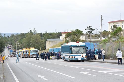 必勝名護市長選 沖縄平和を考えるツアー2018�