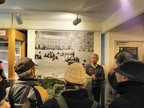 小林多喜二没後85年記念墓前祭参加小樽ツアー�
