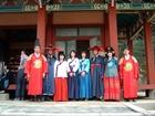 チャングムから学ぶ韓国と日本の歴史ツアー 2007年4月19日〜22日 〜その1
