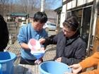 白樺樹液ツアー 2011年4月9日〜10日 �