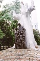 ワルシャワ 文化科学宮殿前広場