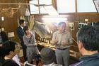 先住民の足跡を訪ねる旅� 2012年7月8日〜10日