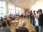 第11回韓国平和と交流の旅 2007年10月18日〜22日 その1