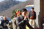 ナヌムの家追悼館オープンセレモニー参加 韓国の旅�